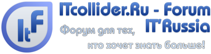ITcollider.Ru - IT'Forum